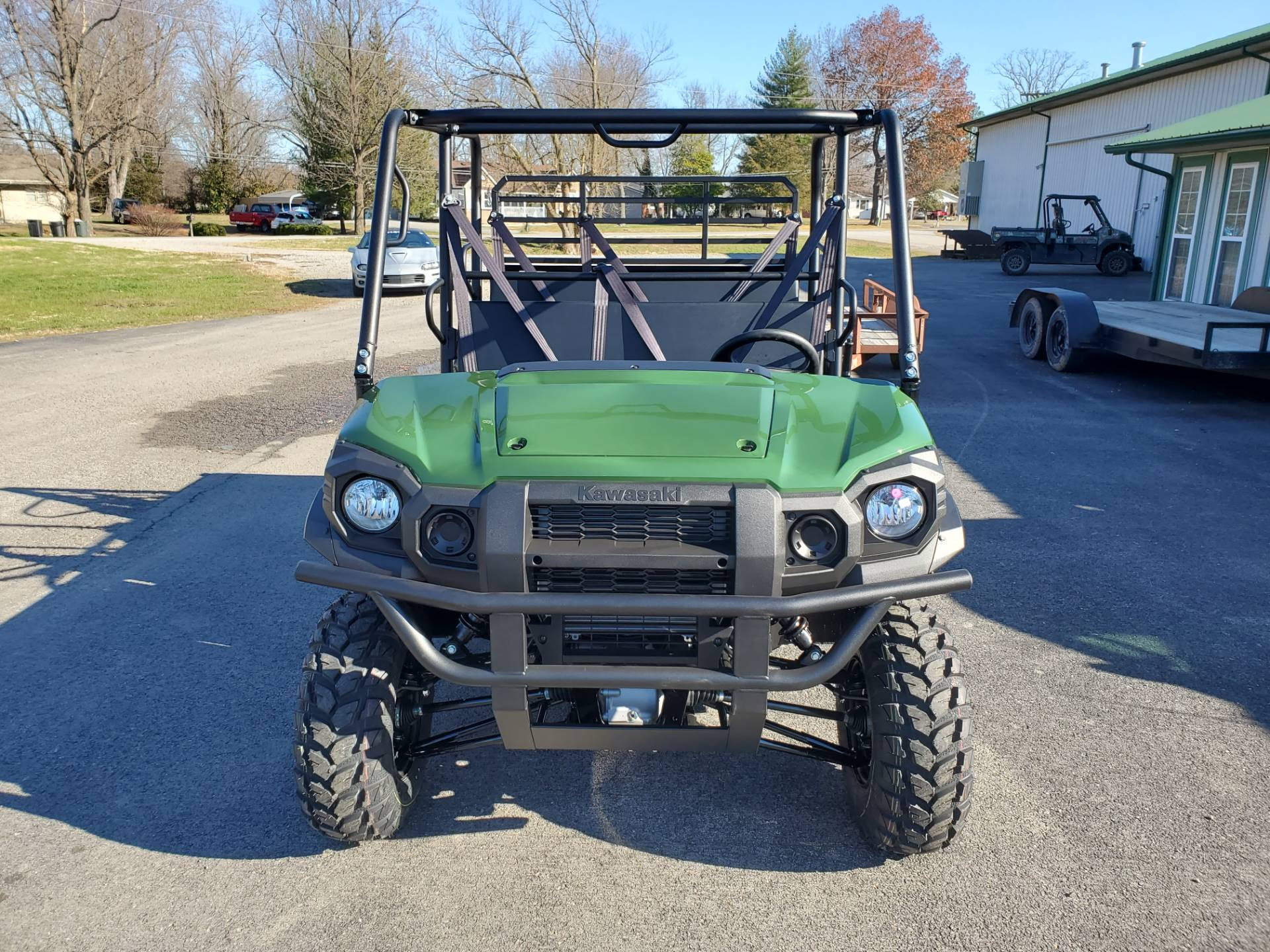 2021 Kawasaki Mule PRO-FXT EPS in Herrin, Illinois - Photo 2