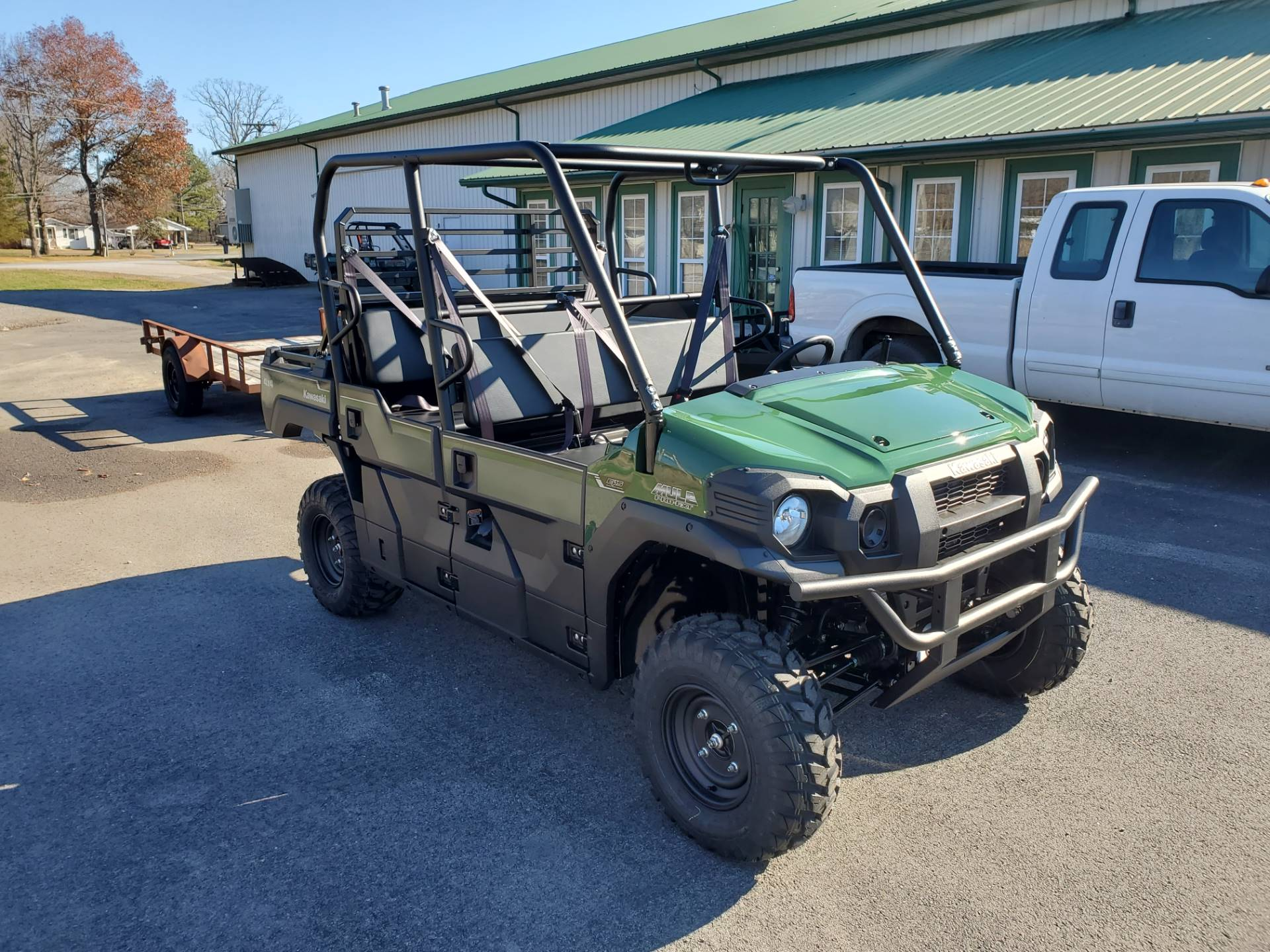 2021 Kawasaki Mule PRO-FXT EPS in Herrin, Illinois - Photo 3