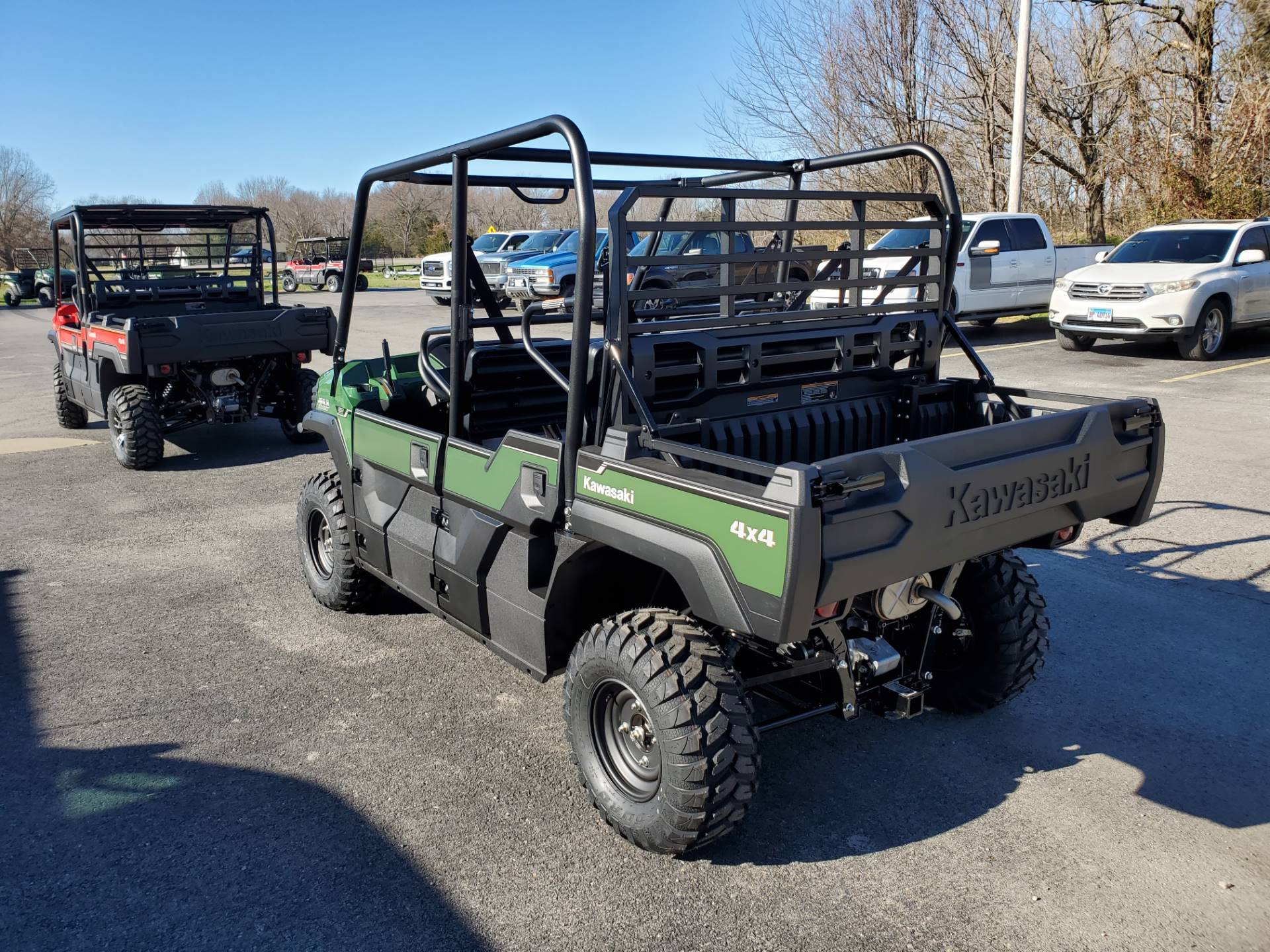 2021 Kawasaki Mule PRO-FXT EPS in Herrin, Illinois - Photo 7