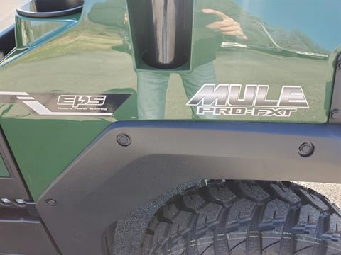 2021 Kawasaki Mule PRO-FXT EPS in Herrin, Illinois - Photo 15