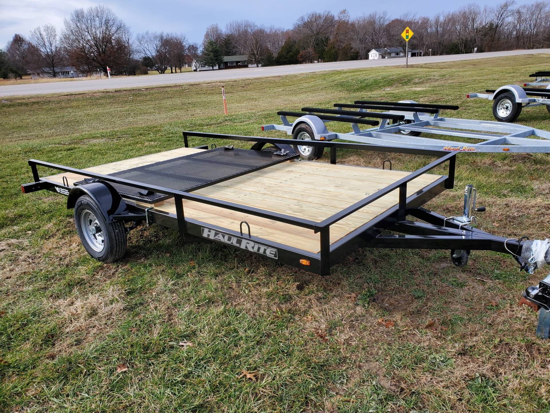 2020 HAUL RITE TRAILER in Herrin, Illinois - Photo 1