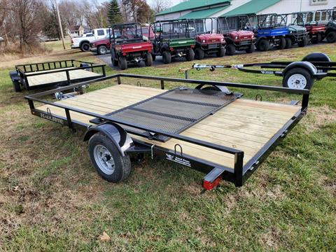2020 HAUL RITE TRAILER in Herrin, Illinois - Photo 3