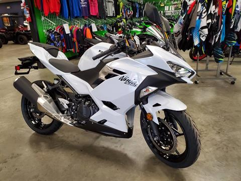 2020 Kawasaki Ninja 400 in Herrin, Illinois - Photo 1