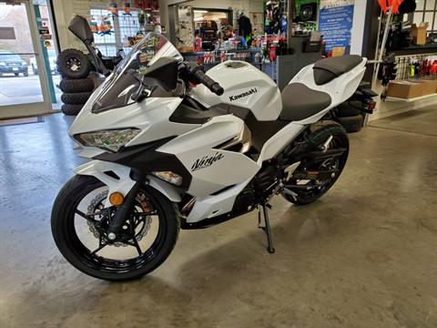 2020 Kawasaki Ninja 400 in Herrin, Illinois - Photo 2