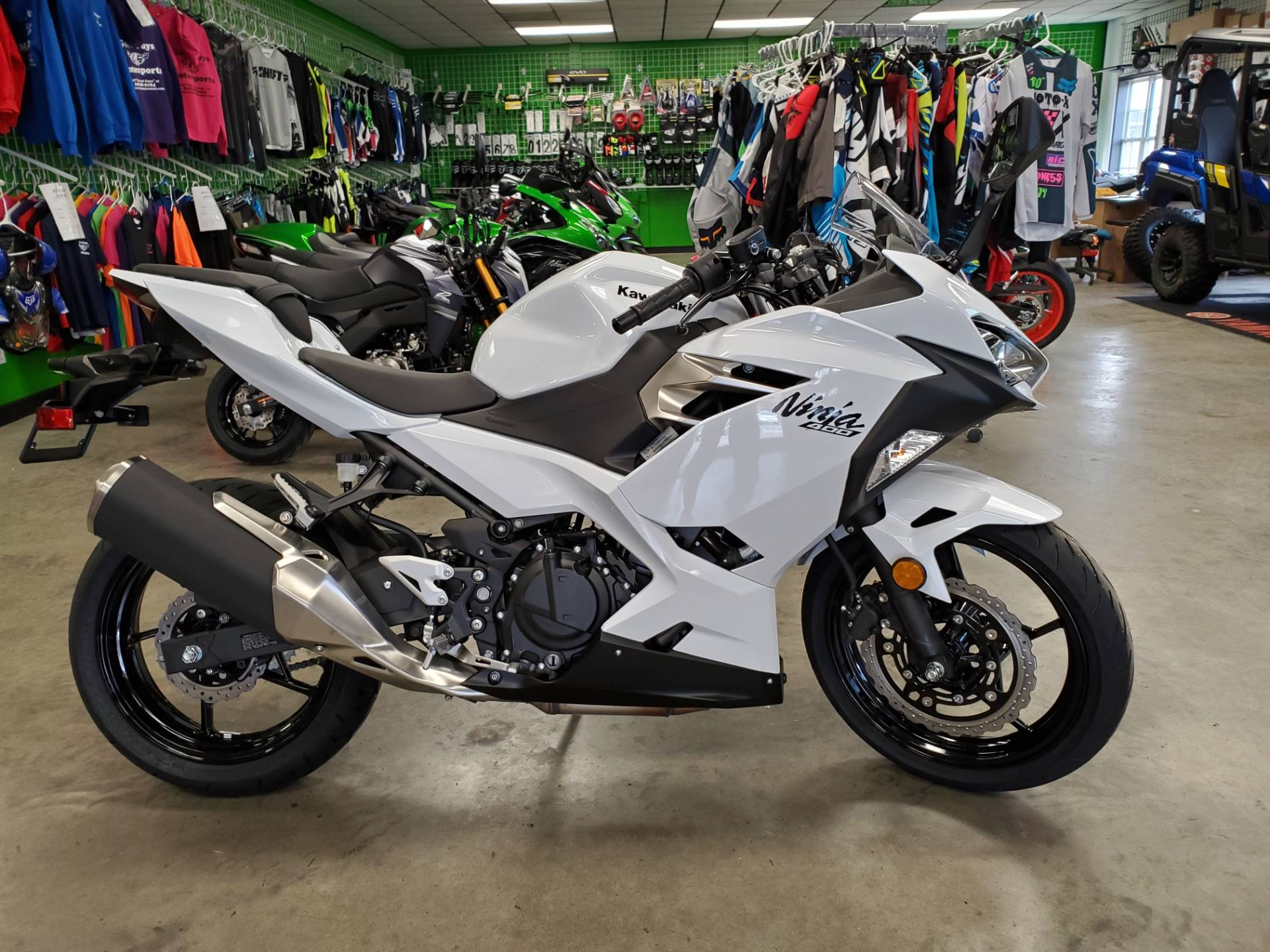 2020 Kawasaki Ninja 400 in Herrin, Illinois - Photo 3