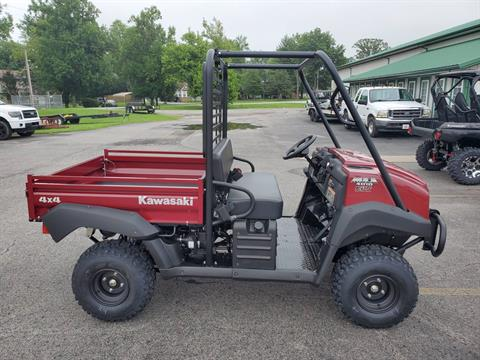 2021 Kawasaki Mule 4010 Trans4x4 in Herrin, Illinois - Photo 6