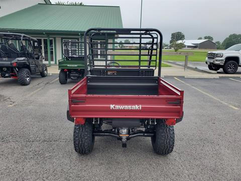 2021 Kawasaki Mule 4010 Trans4x4 in Herrin, Illinois - Photo 9