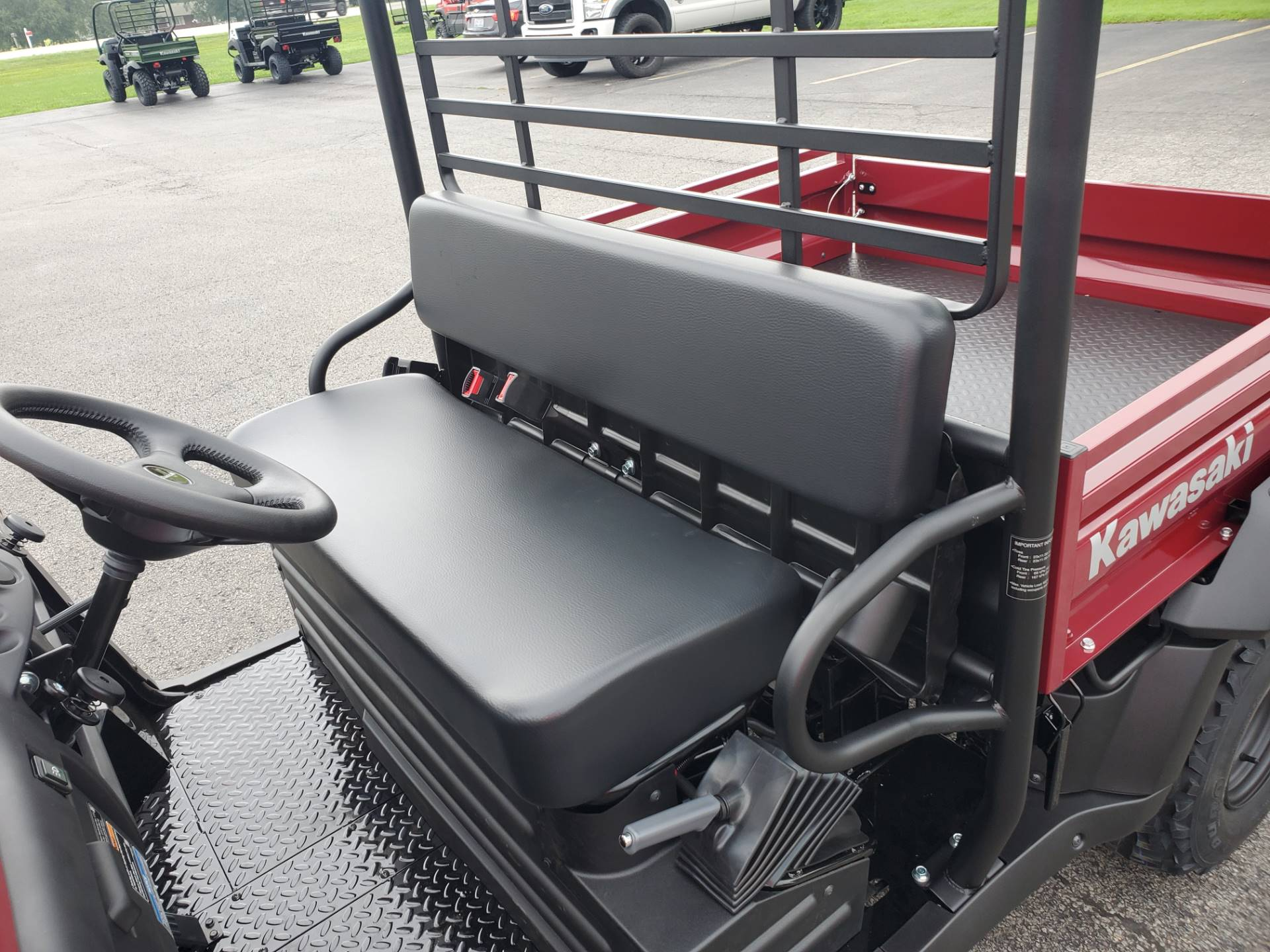 2021 Kawasaki Mule 4010 Trans4x4 in Herrin, Illinois - Photo 13
