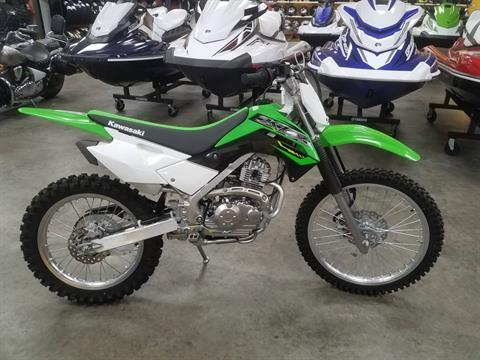 2020 Kawasaki KLX 140G in Herrin, Illinois - Photo 1