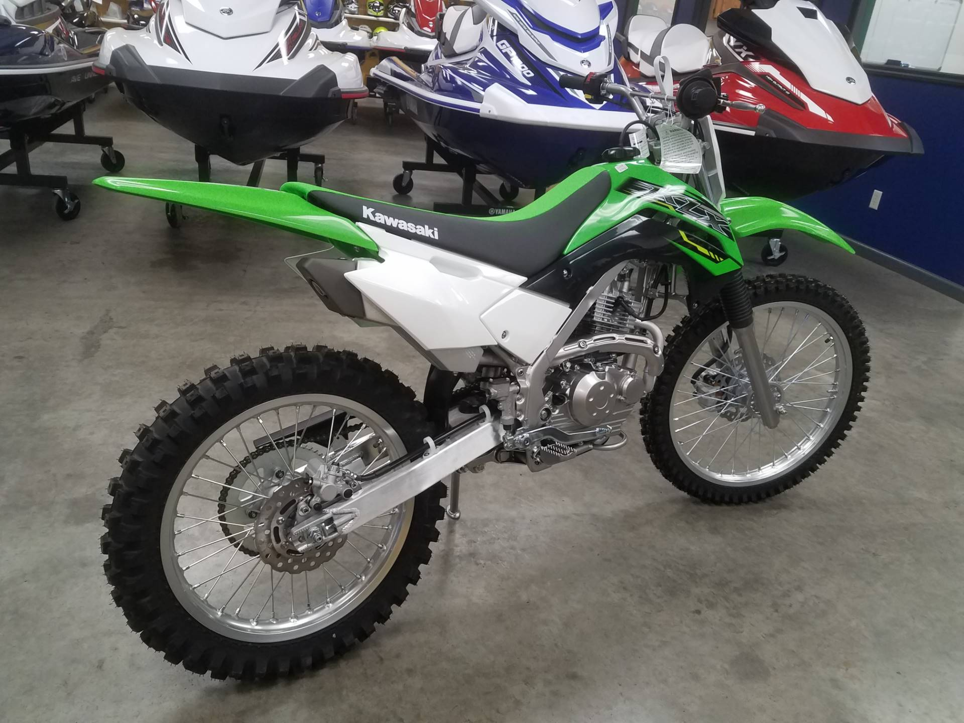 2020 Kawasaki KLX 140G in Herrin, Illinois - Photo 5