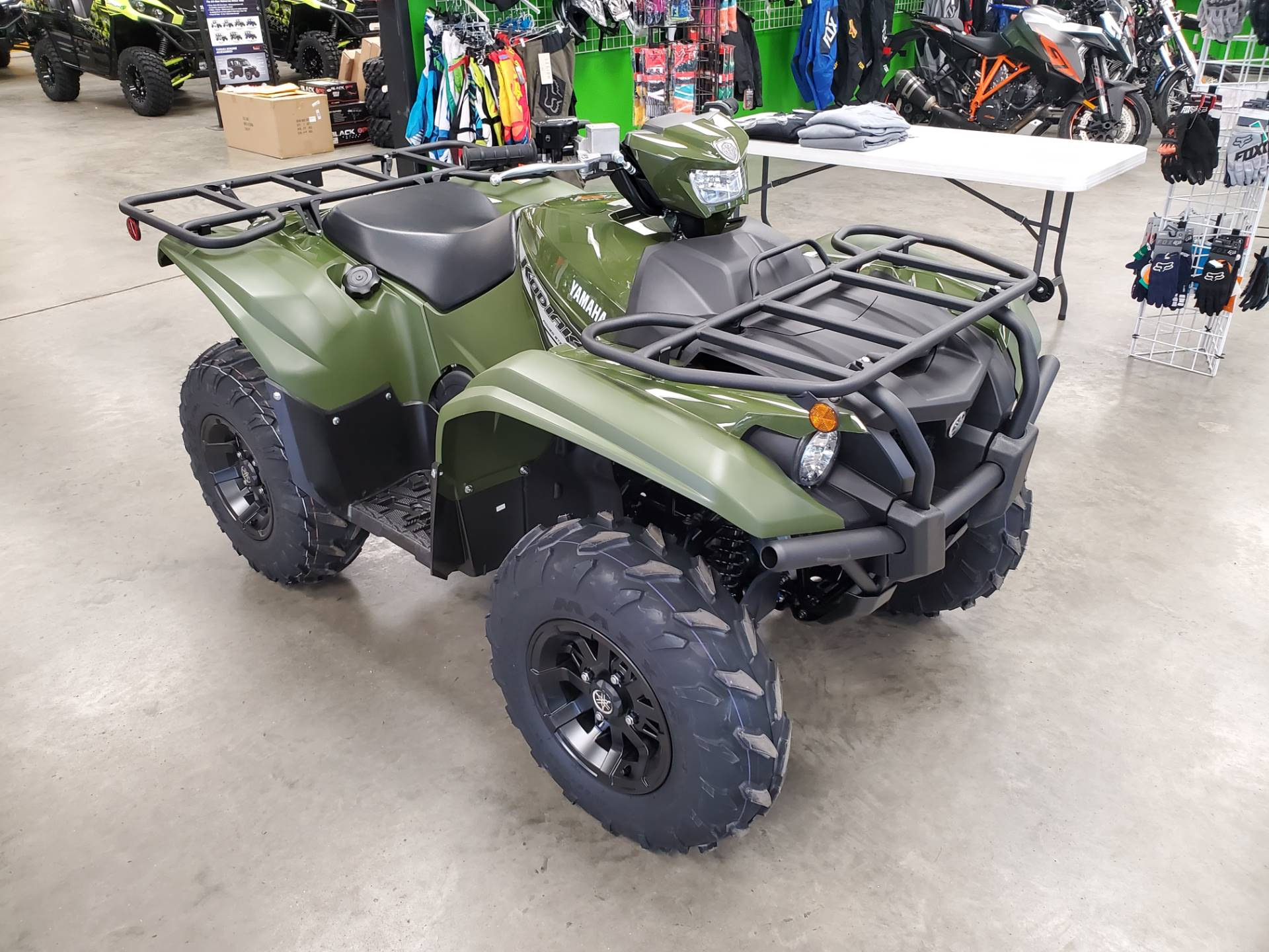 2021 Yamaha Kodiak 700 EPS in Herrin, Illinois - Photo 3