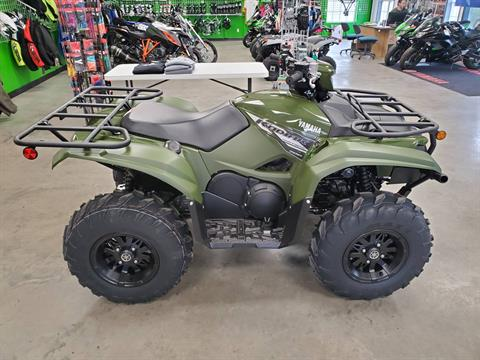 2021 Yamaha Kodiak 700 EPS in Herrin, Illinois - Photo 4