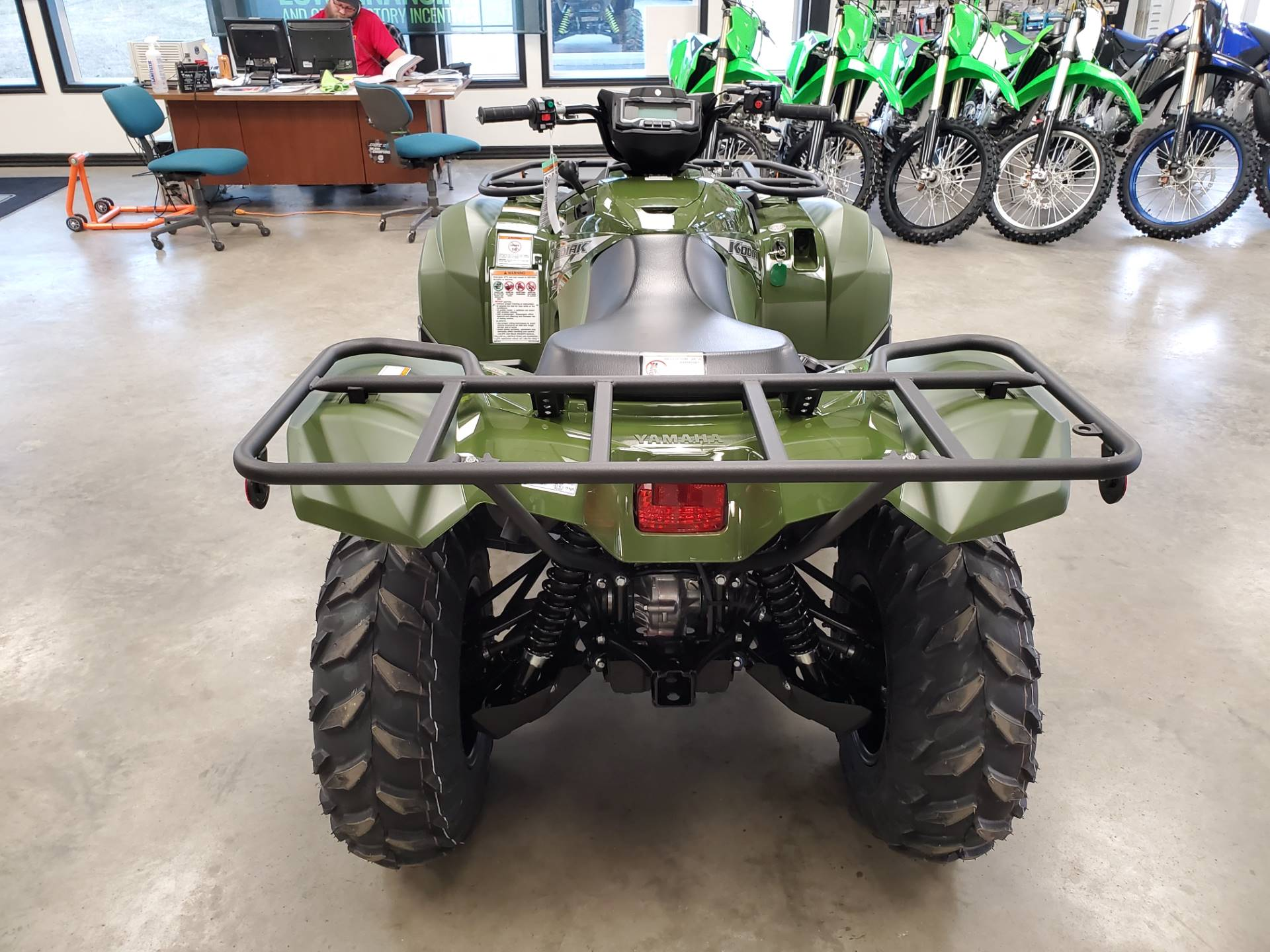2021 Yamaha Kodiak 700 EPS in Herrin, Illinois - Photo 6