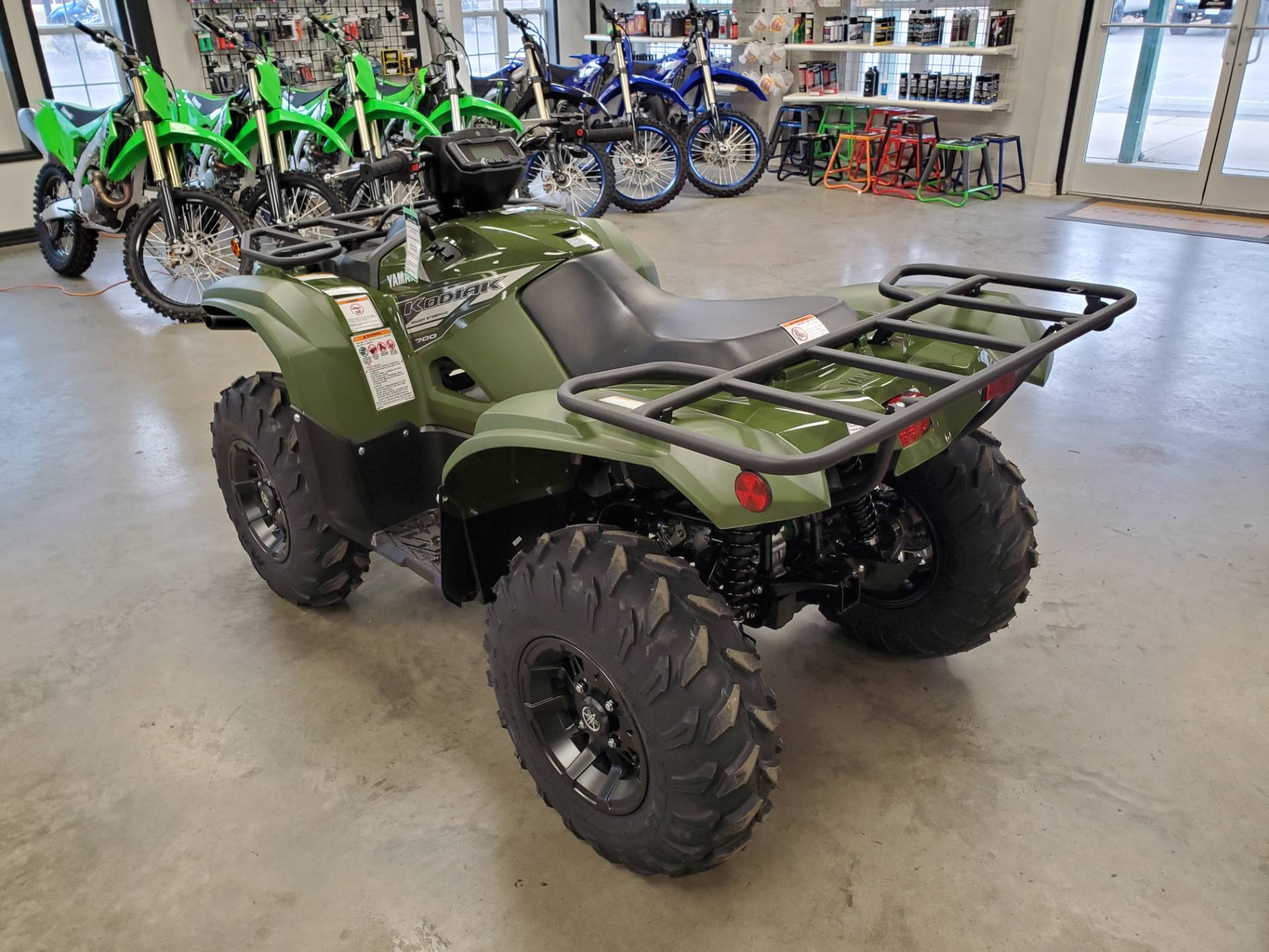 2021 Yamaha Kodiak 700 EPS in Herrin, Illinois - Photo 7