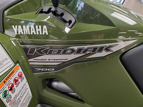 2021 Yamaha Kodiak 700 EPS in Herrin, Illinois - Photo 10
