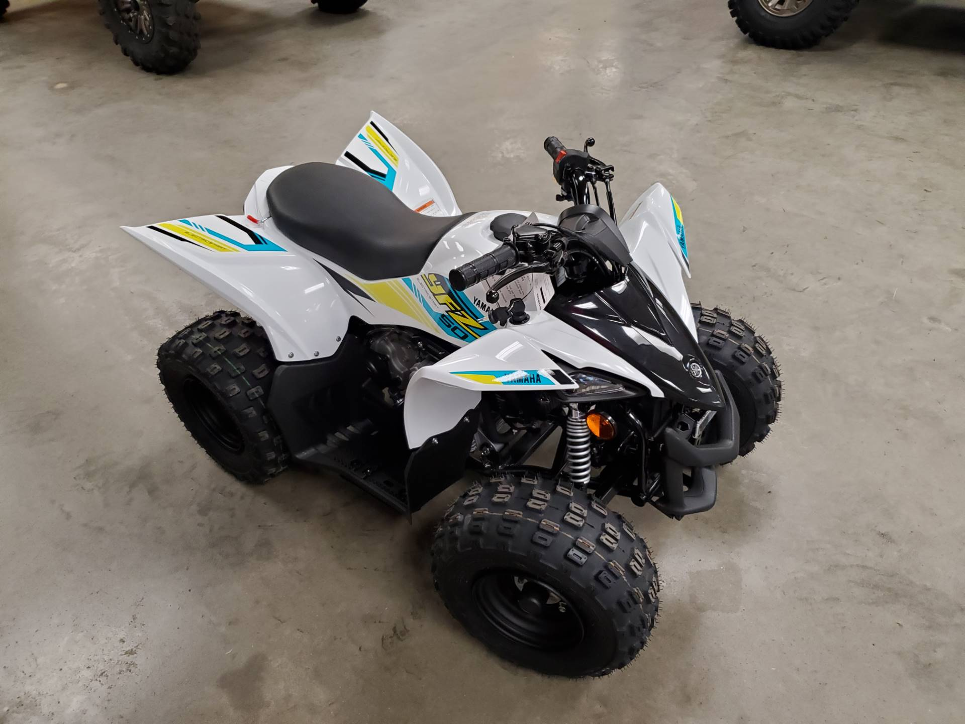 2021 Yamaha YFZ50 in Herrin, Illinois - Photo 2