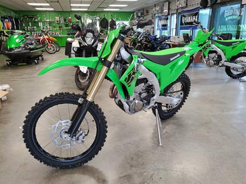 2021 Kawasaki KX 450XC in Herrin, Illinois - Photo 2