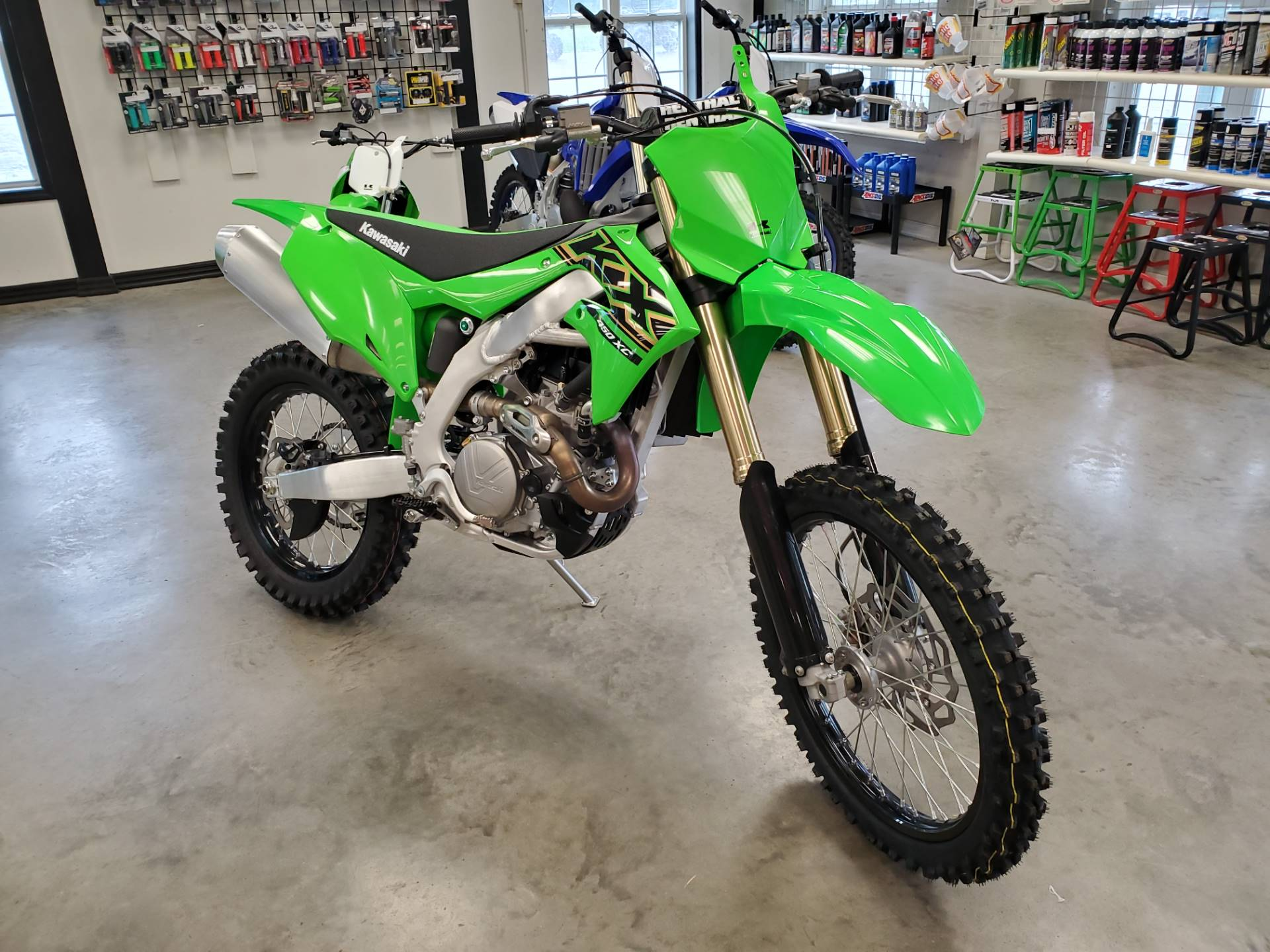 2021 Kawasaki KX 450XC in Herrin, Illinois - Photo 1
