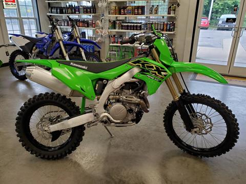 2021 Kawasaki KX 450XC in Herrin, Illinois - Photo 3