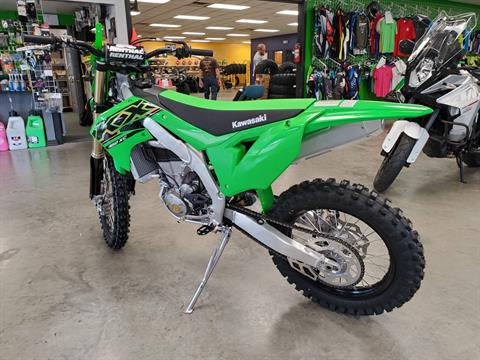 2021 Kawasaki KX 450XC in Herrin, Illinois - Photo 6