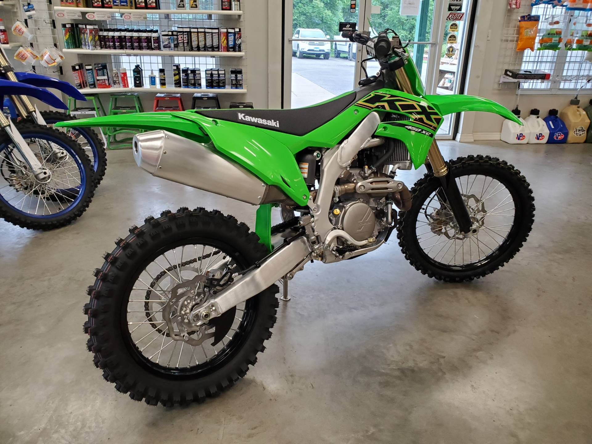 2021 Kawasaki KX 450XC in Herrin, Illinois - Photo 5