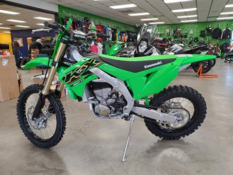 2021 Kawasaki KX 450XC in Herrin, Illinois - Photo 8