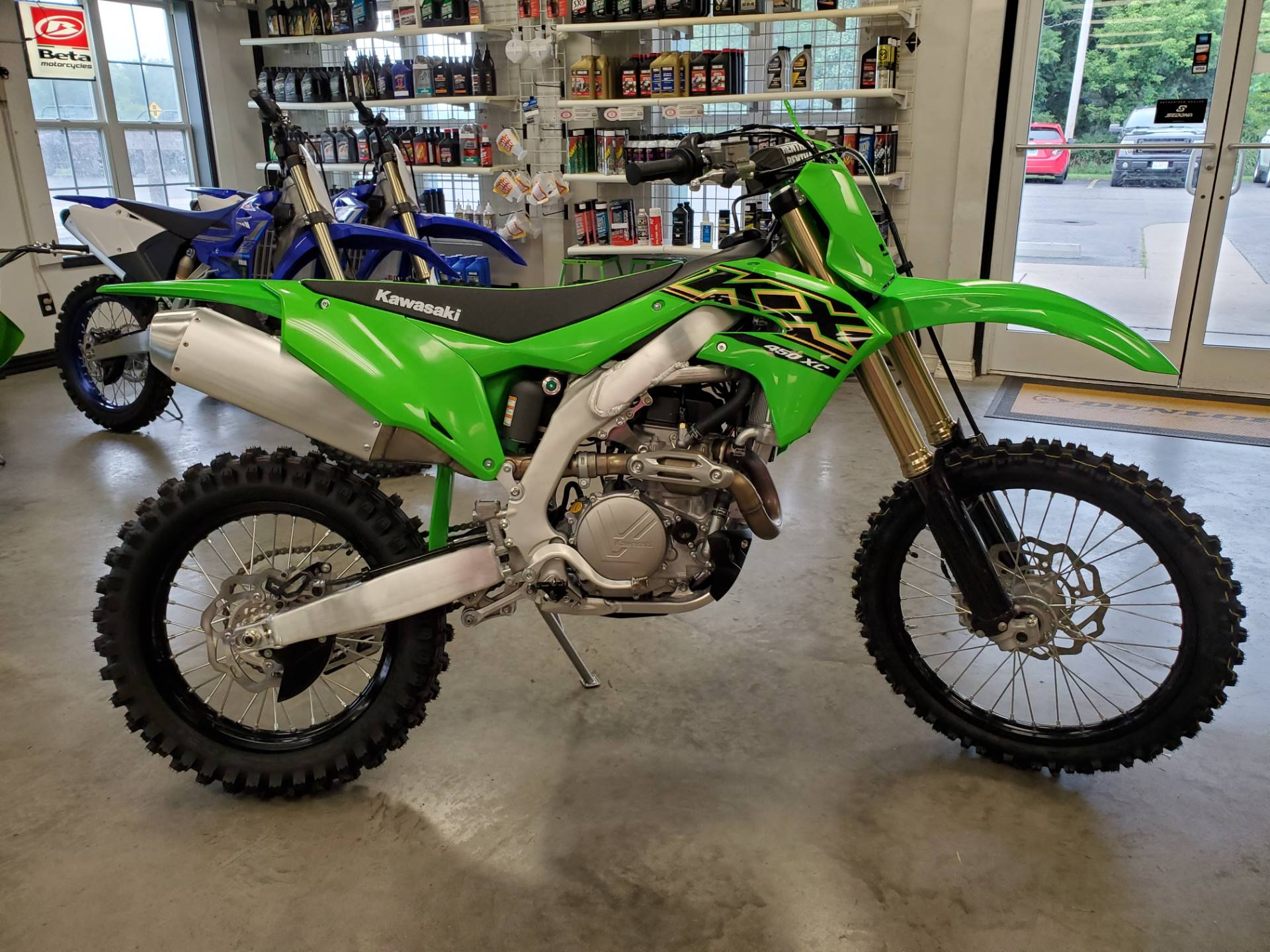 2021 Kawasaki KX 450XC in Herrin, Illinois - Photo 7