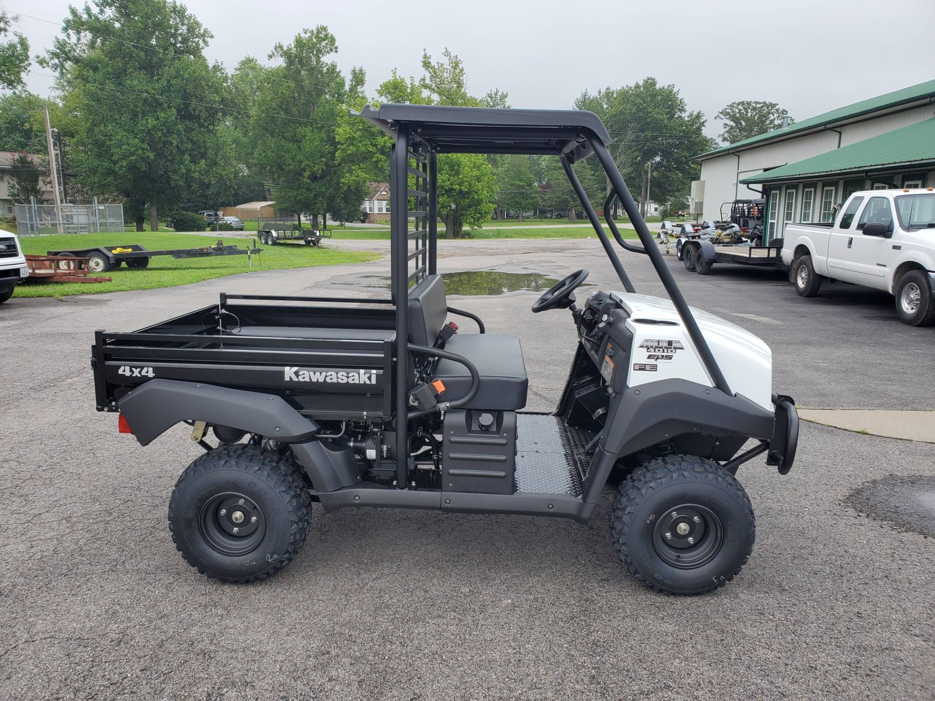 2021 Kawasaki Mule 4010 4x4 FE in Herrin, Illinois - Photo 1