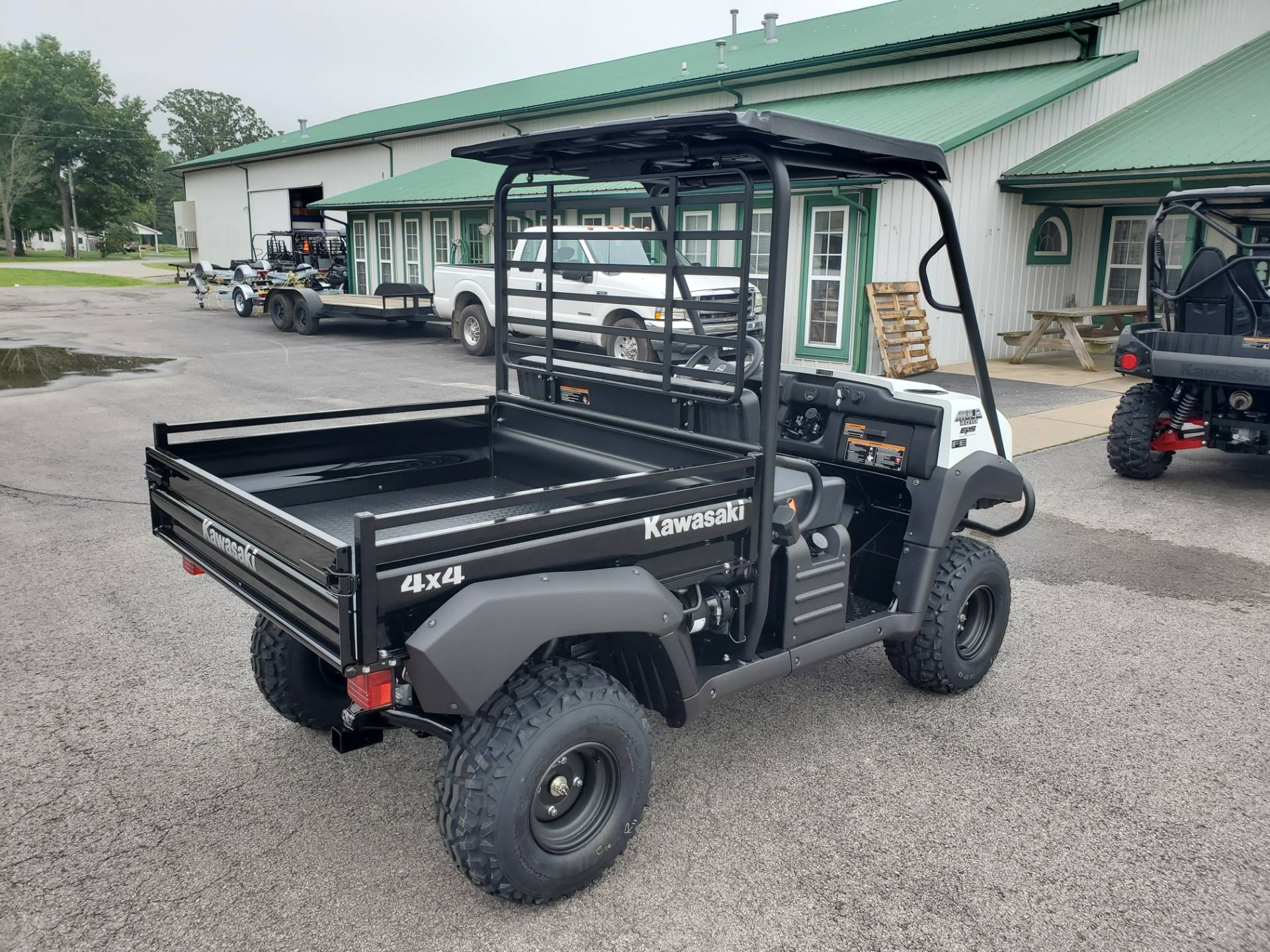 2021 Kawasaki Mule 4010 4x4 FE in Herrin, Illinois - Photo 5