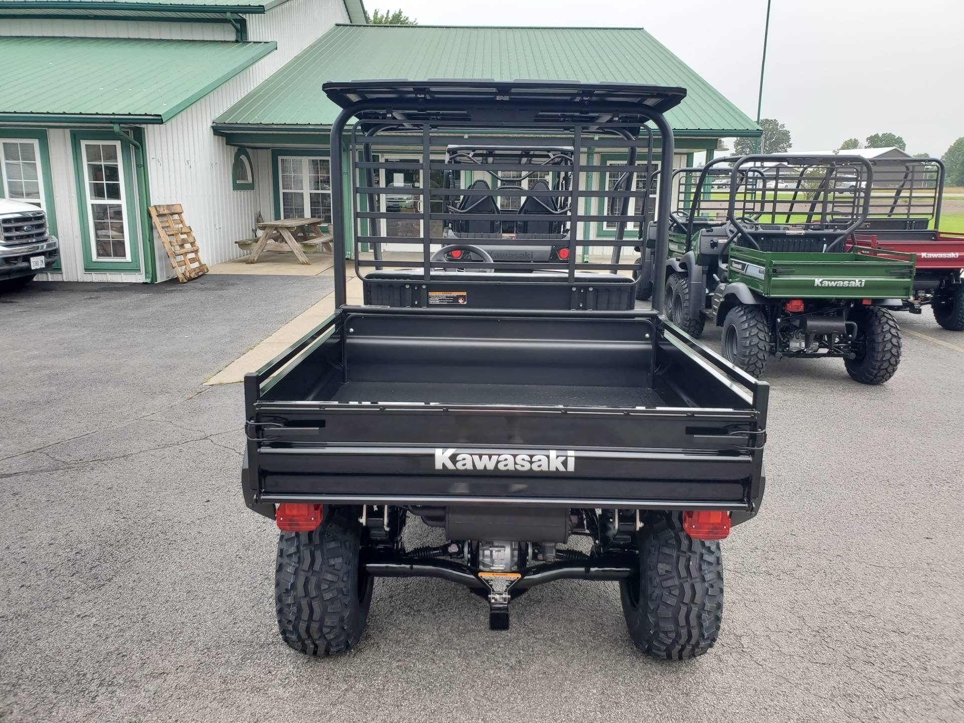 2021 Kawasaki Mule 4010 4x4 FE in Herrin, Illinois - Photo 6