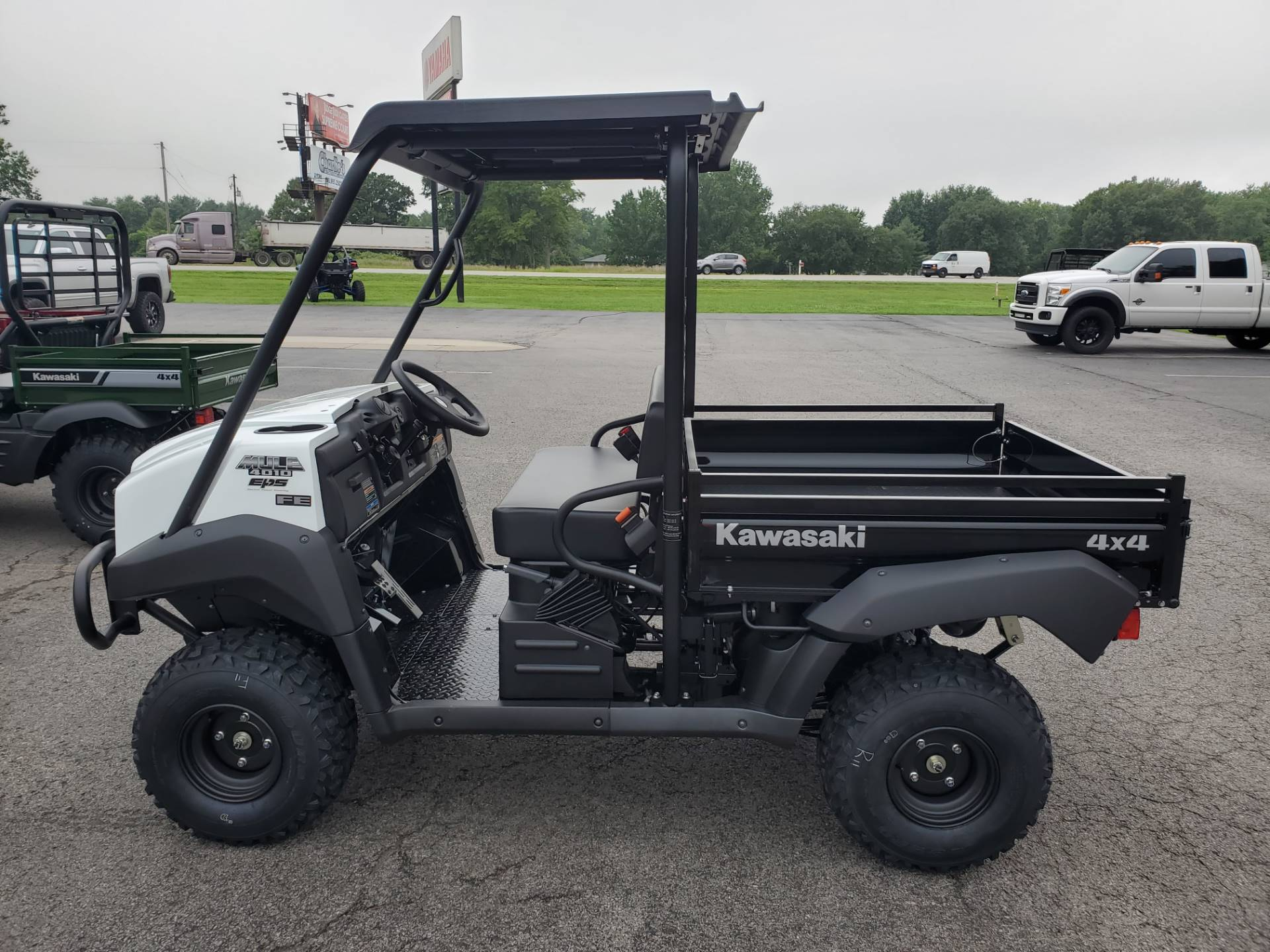 2021 Kawasaki Mule 4010 4x4 FE in Herrin, Illinois - Photo 2