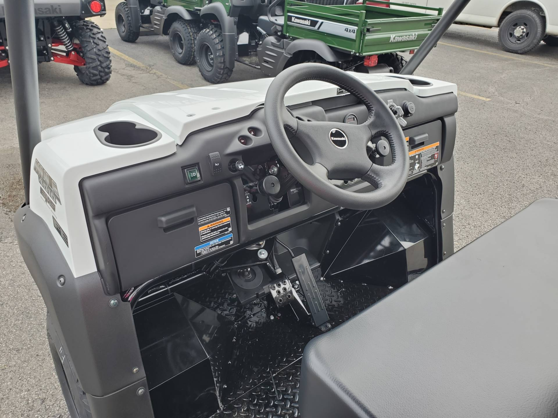2021 Kawasaki Mule 4010 4x4 FE in Herrin, Illinois - Photo 13