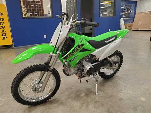 2021 Kawasaki KLX 110R in Herrin, Illinois - Photo 6