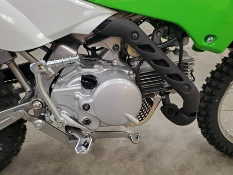 2021 Kawasaki KLX 110R in Herrin, Illinois - Photo 8