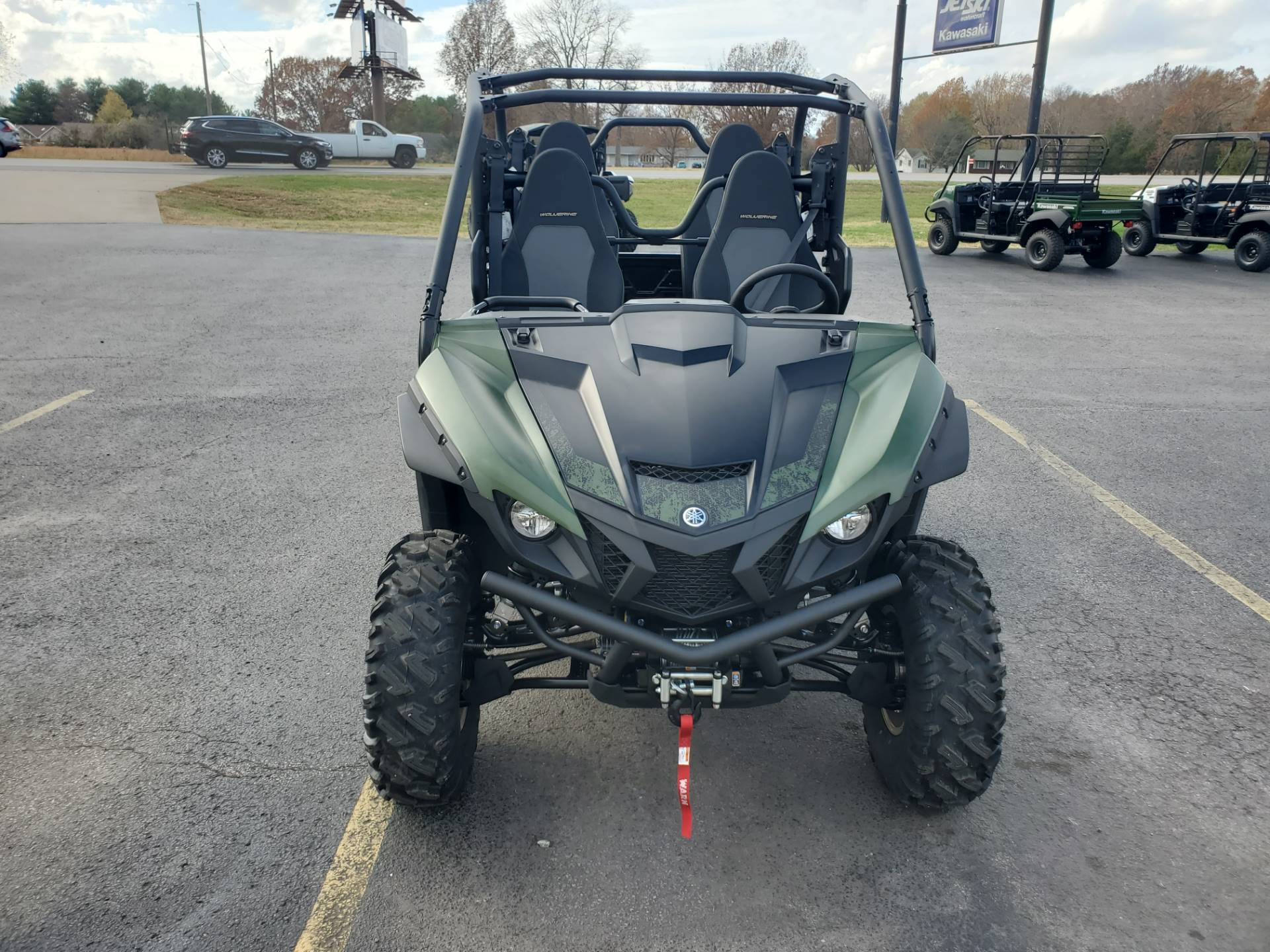 2021 Yamaha Wolverine X4 XT-R 850 in Herrin, Illinois - Photo 2