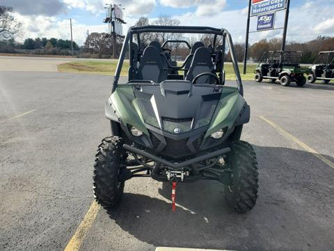 2021 Yamaha Wolverine X4 XT-R 850 in Herrin, Illinois - Photo 10