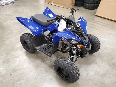 2021 Yamaha Raptor 90 in Herrin, Illinois - Photo 3