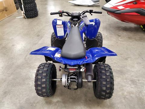 2021 Yamaha Raptor 90 in Herrin, Illinois - Photo 6