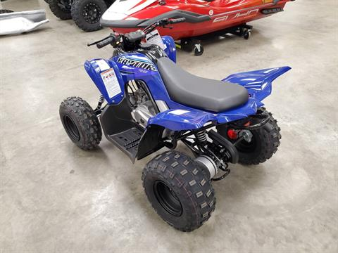 2021 Yamaha Raptor 90 in Herrin, Illinois - Photo 7