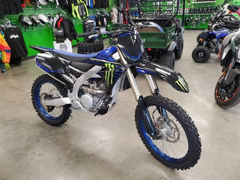 2021 Yamaha YZ250F Monster Energy Yamaha Racing Edition in Herrin, Illinois - Photo 1