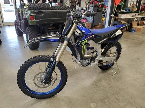 2021 Yamaha YZ250F Monster Energy Yamaha Racing Edition in Herrin, Illinois - Photo 2