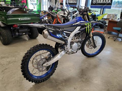 2021 Yamaha YZ250F Monster Energy Yamaha Racing Edition in Herrin, Illinois - Photo 5