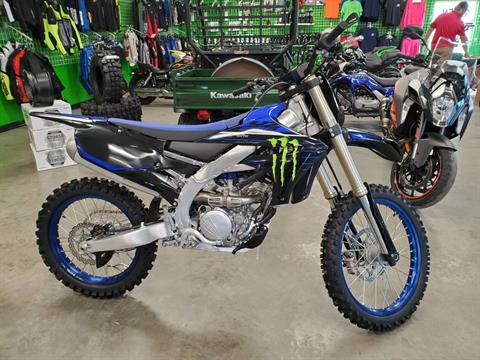 2021 Yamaha YZ250F Monster Energy Yamaha Racing Edition in Herrin, Illinois - Photo 11