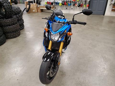 2018 Suzuki GSX-S750 in Herrin, Illinois - Photo 13