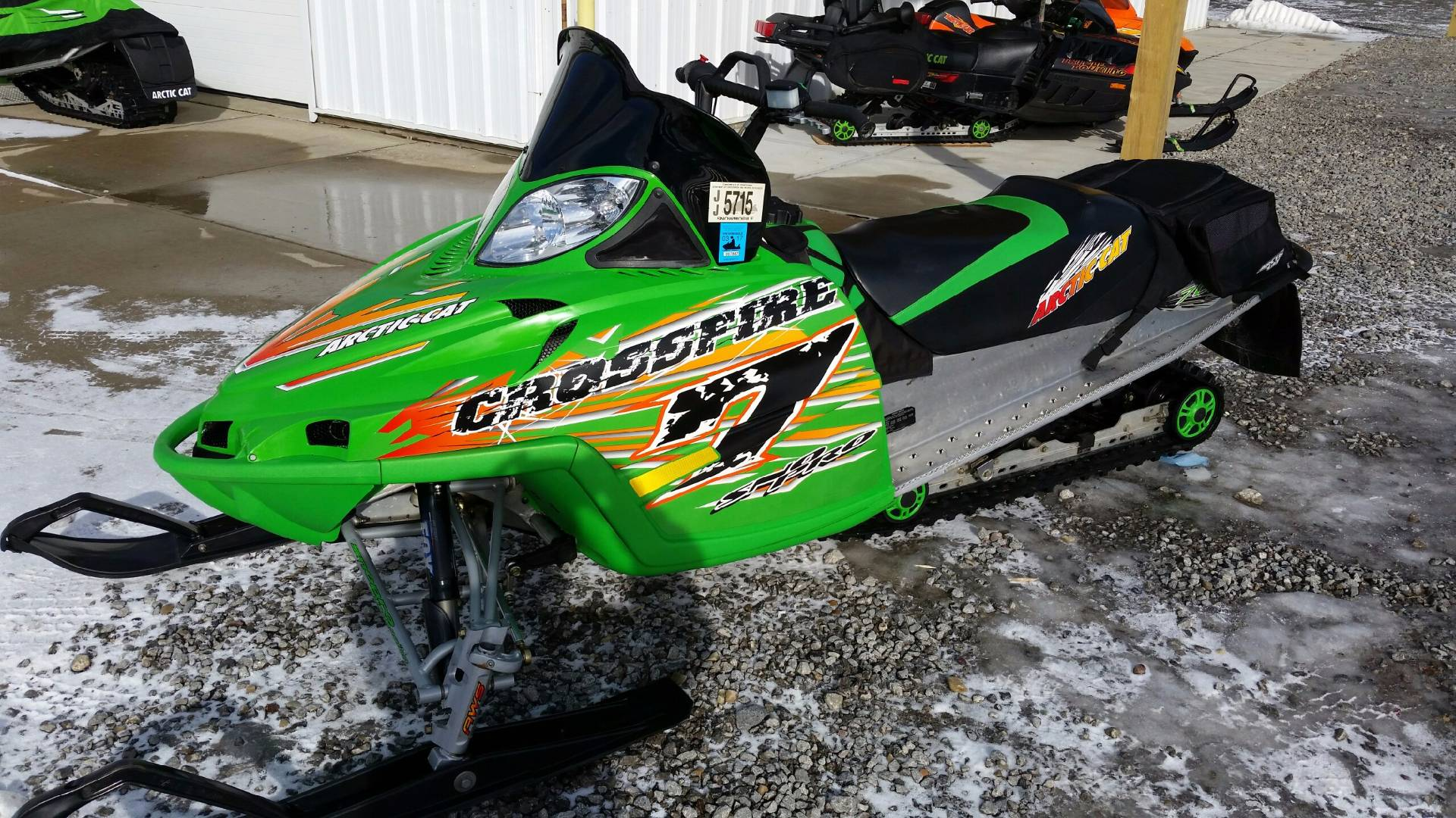 2006 Arctic Cat CrossFire 7 Sno Pro in Portersville, Pennsylvania