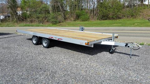 2017 Triton Trailers ATV1890TR-EBX2 in Portersville, Pennsylvania