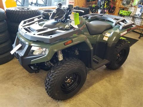 2018 Arctic Cat Alterra 500 in Portersville, Pennsylvania