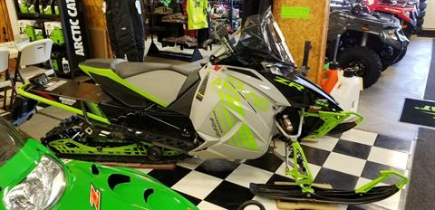 2018 Arctic Cat ZR 8000 RR ES 137 in Portersville, Pennsylvania - Photo 1