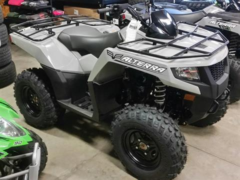 2019 Textron Off Road Alterra 570 in Portersville, Pennsylvania