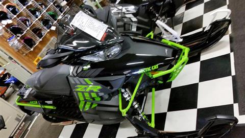 2017 Arctic Cat ZR 8000 Limited ES 137 in Portersville, Pennsylvania